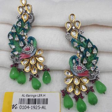 Designer earrings#361