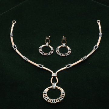 18kt Necklace set RNS0001
