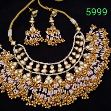 Designer necklace chk043