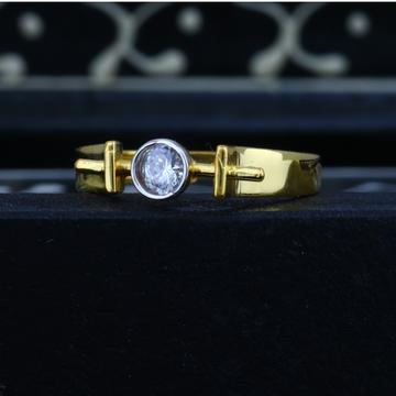 916 Gold Valentine Diamond Ring JJLR-020