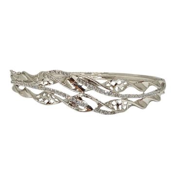 925 Sterling Silver Designer Bracelet MGA - BRS1828