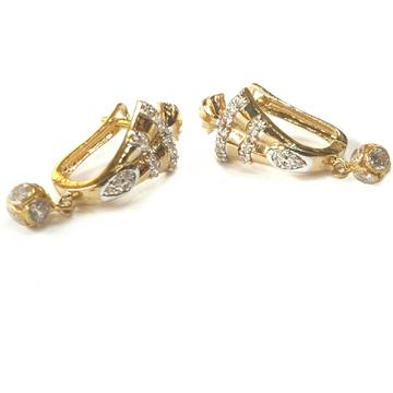 18K Gold Earrings MGA - GB0011