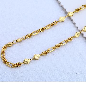 916 Gold Stylish  Choco Chain MCH26