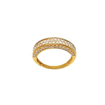 22K Gold Modern Ring MGA - LRG0419
