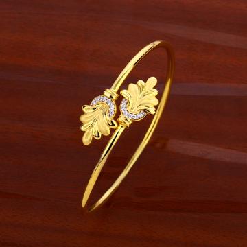 750 gold ladies kada bracelet lkb173