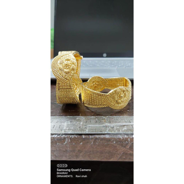 Kada Bangle by Prabhat Jewellers
