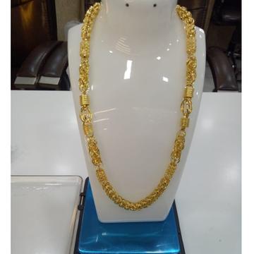 22KT Gold Indo Italian Chain For Men SVJ-C005