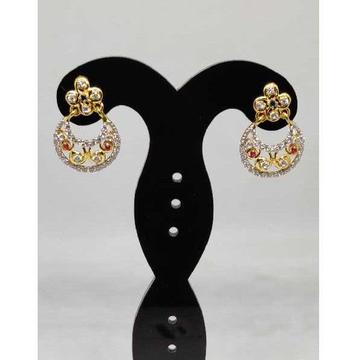 22k Ladies Latkan Earrings