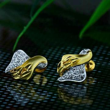 Fancy Cz Gold Bali Abg - 0046