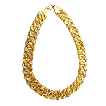 22k Gold Singapori Chain MGA - GGC001