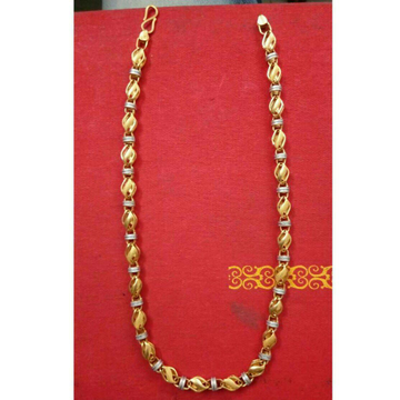 22kt Gold Attractive Classic Chain