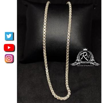 92.5 silver fancy gents chain RH-CH566