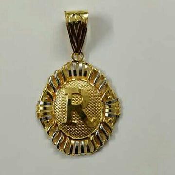 22K/916 Gold Classic Pendant