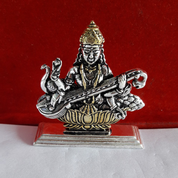 Silvar Sarswati ji Murti by