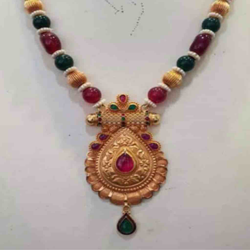 22 ct attractive pendal set