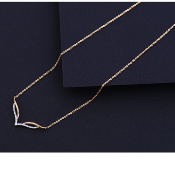 18KT Rose Gold Designer Women's Hallmark Tanmaniya RTM206