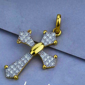 22ct Cross Pendant