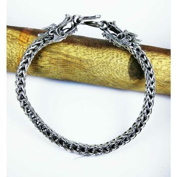 Light Weight 925 Silver Gents Bracelet