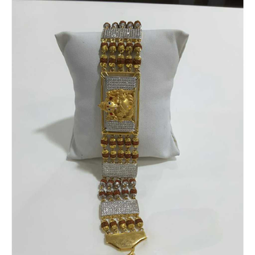 22k Gents Fancy Gold Rudraksh Lucky G-10157