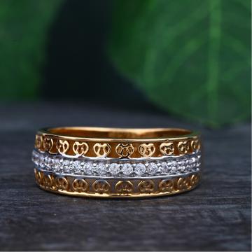 916 gold Diamond Hallmark Heart Design Ring