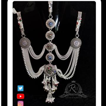 silver traditional ladies juda RH-JD901
