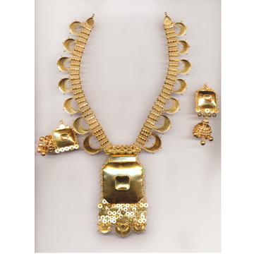 Kundan Jewelry Set Khokha OM - N018
