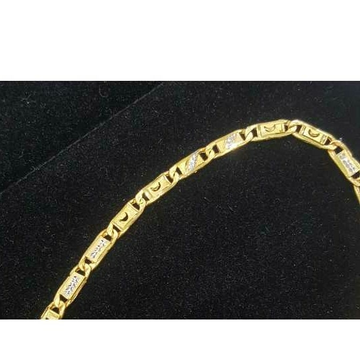Hollow Nawabi Gold Chain