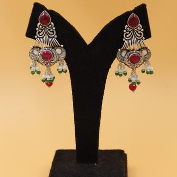 92.5 silver earrings sl e006