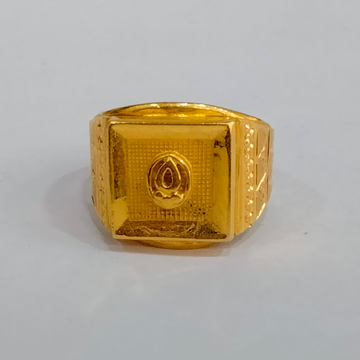 Gents ring by Dagina Jewellers