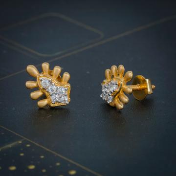 Cz fancy baby tops by Shree Narayani Gold