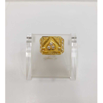 760 gold box rings RJ-B011