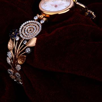 750   Rose Gold Designer Women's  Hallmark Watch RLW98