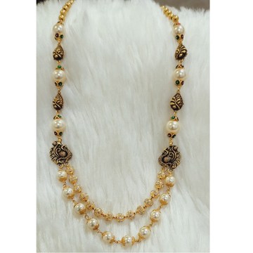 22 KT ANTIQUE MOTI MALA by