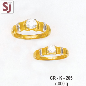 Couple Ring CR-K-205