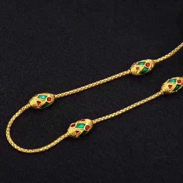 Antique Ladies Wear Gold Chain-AC145