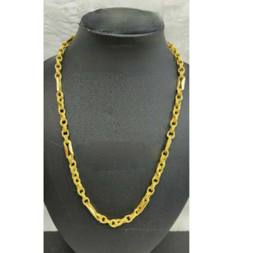 916 Gents Fancy Gold Indo Chain G-5627