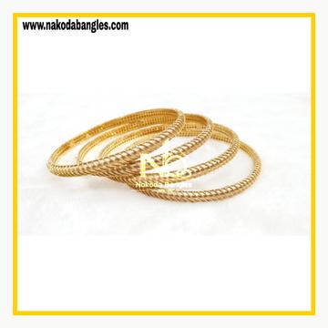 916 Gold Italian Bangles NB - 872