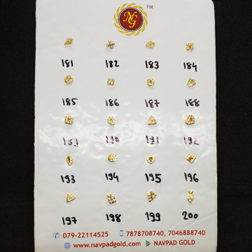 Gold ad kanti EV9928