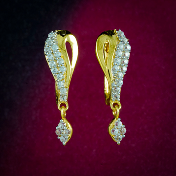 Cz fancy Bali by Shree Narayani Gold