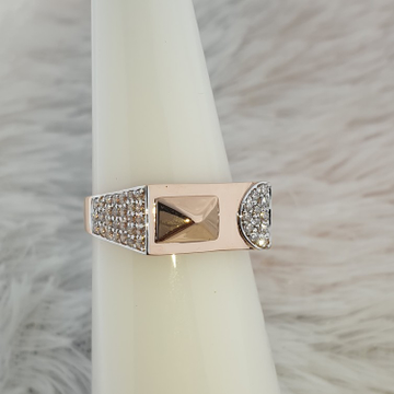 pyramid Gents ring by