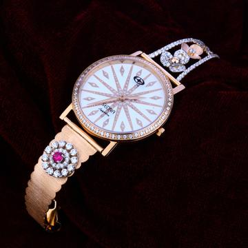 18KT Rose Gold Hallmark  Watch RLW128