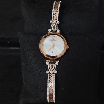 ROSE GOLD FANCY LADIES WATCH