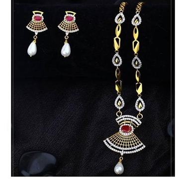 916 gold dokiya with earrings by