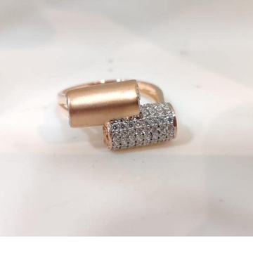 18kt RoseGold  ladies Ring RSR-001