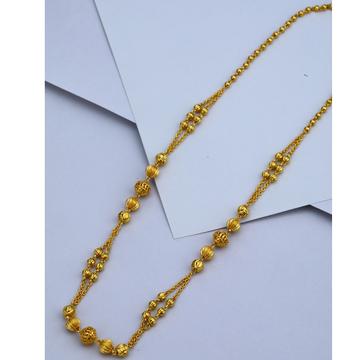 916 CZ Gold Dokiya Chain
