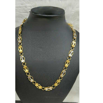 22k gents fancy gold indo chain g-5625