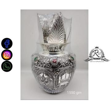 silver kalash for grah pravesh RH-PI708