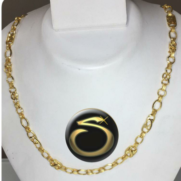 22KT Gold Indo italian Chain SC-ZW5397