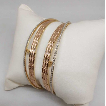22 KT gold Bangles by