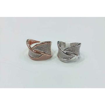 92.5 Unique Shape Ring Ms-4059 by